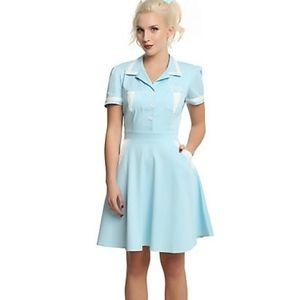 Twin Peaks Waitress Dress SM